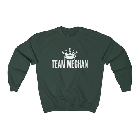 Team Meghan Crewneck Sweatshirt for $35.00 at Miss Deplorable
