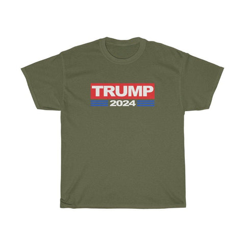 Trump 2024 Shirt - President Donald Trump T-Shirt for $25.00 at Miss Deplorable