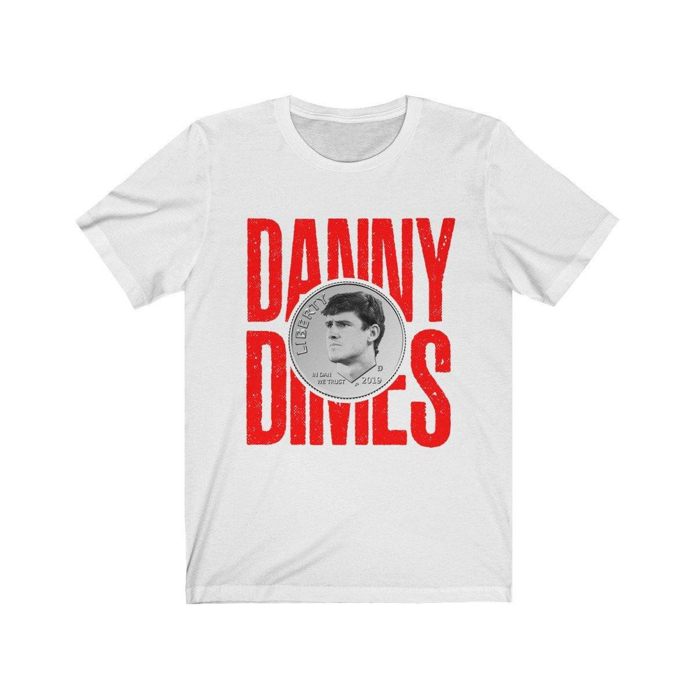 Danny Dimes Shirt - New York Jersey Short Sleeve T-Shirt for $25.00 at Miss Deplorable