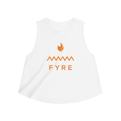 Fyre Festival Women's Crop top - Miss Deplorable