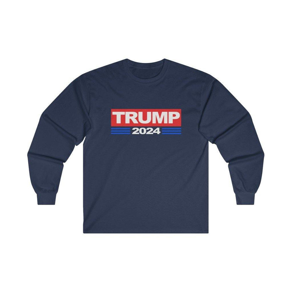 Donald Trump 2024  Long Sleeve T-Shirt