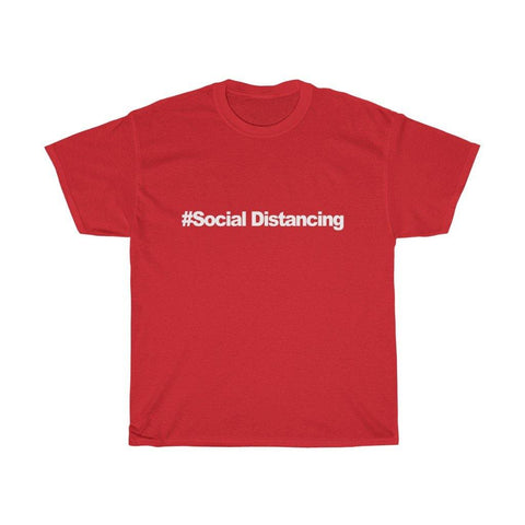 #Socialdistancing T-Shirt, Social Distancing Mens Womens Shirt - Miss Deplorable
