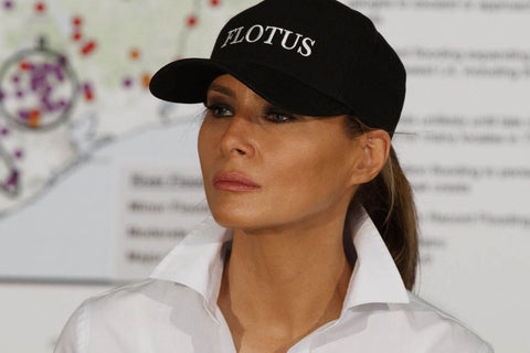 Melania Trump Flotus Cotton Cap for $32.00 at Miss Deplorable