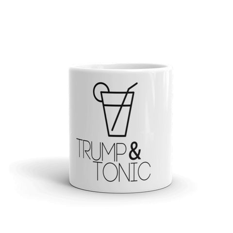 Trump & Tonic Donald Trump Mug - Miss Deplorable