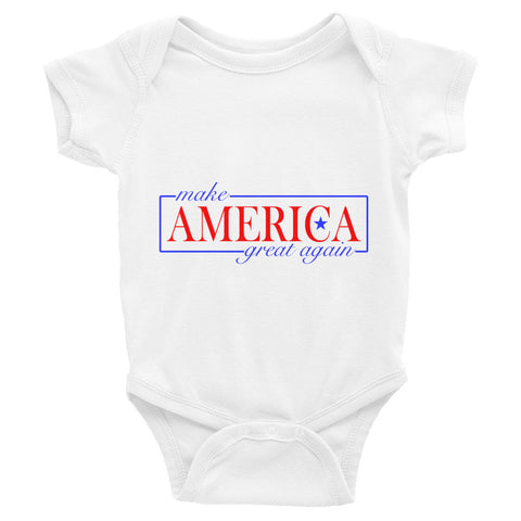 Make America Great Again Infant Bodysuit - Miss Deplorable