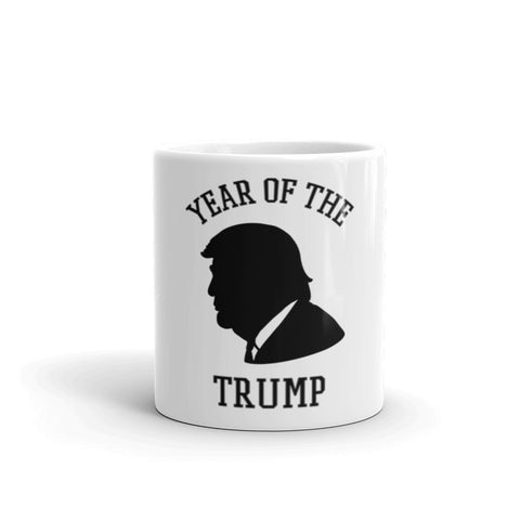 Year Of The Donald Trump Mug - Miss Deplorable