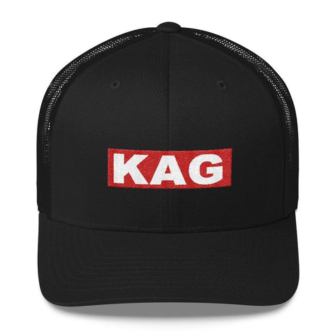 Donald Trump KAG Keep America Great Trucker Hat - Miss Deplorable