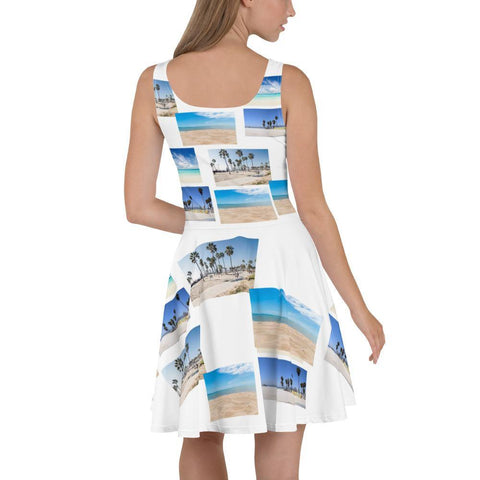 Melania Trump Postcard Dress - Miss Deplorable