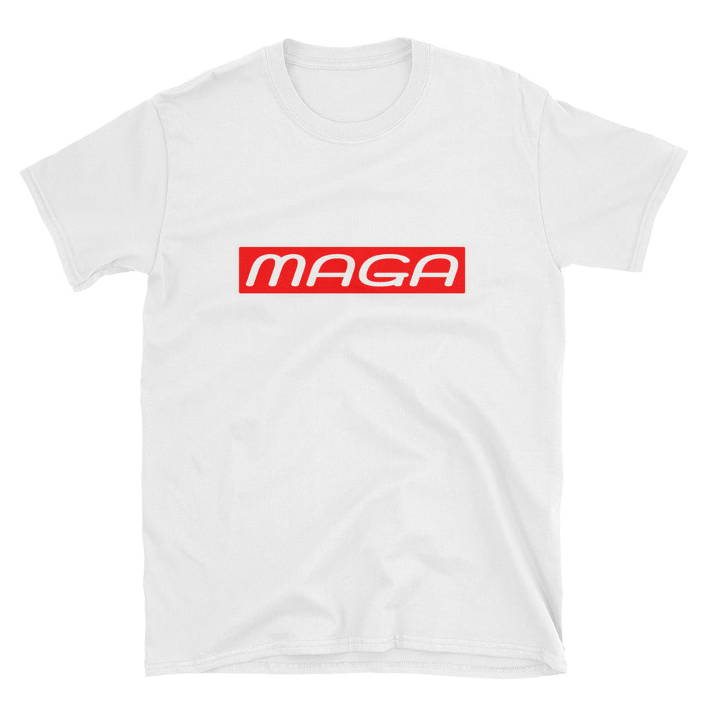 Make America Great Again MAGA Motif Mens T Shirt