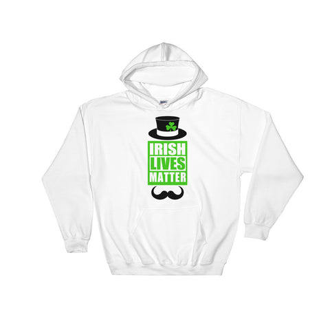 Irish Lives Matter St Patrick's Day Hoodie for $0.44 at Miss Deplorable