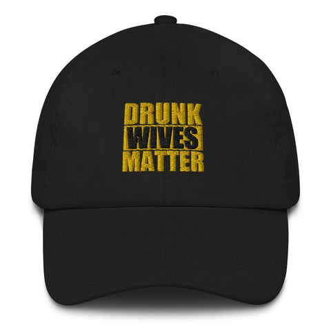 Drunk Wives Matter Hat Kelly Dodd Baseball Cap for $39.00 at Miss Deplorable