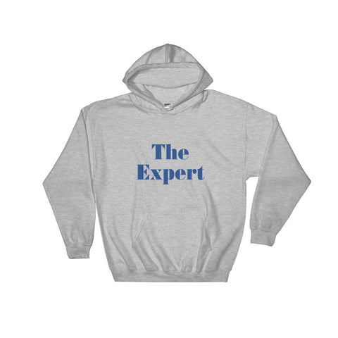 The Expert Barron Trump Uni-Sex Hooded Sweatshirt for $41.50 at Miss Deplorable