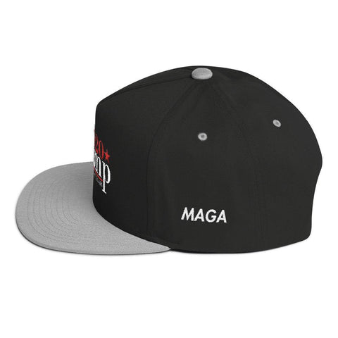 Trump 2020 Make Liberals Cry Again MAGA Snapback Baseball Hat - Miss Deplorable