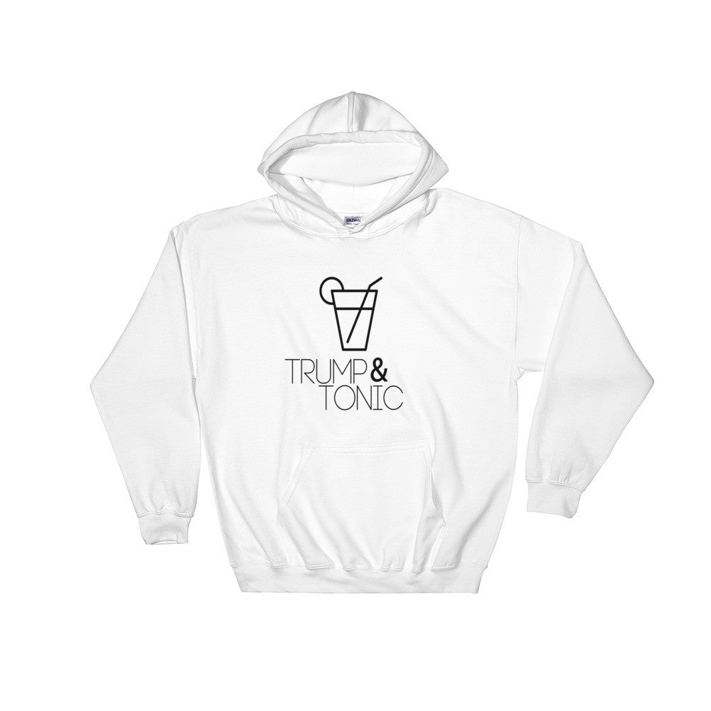 Trump & Tonic Donald Trump Unisex Hooded Sweatshirt - Miss Deplorable