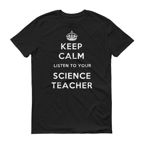 March For Science 2017 | Science Teacher | Mens T-Shirt for $0.25 at Miss Deplorable