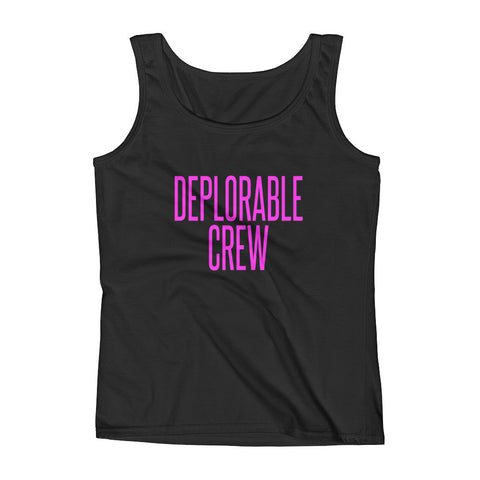 Deplorable Crew Ladies' Tank
