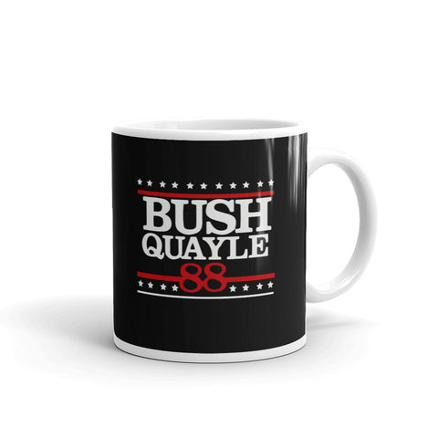 President George H W Bush Senior Campaign Mug - Miss Deplorable