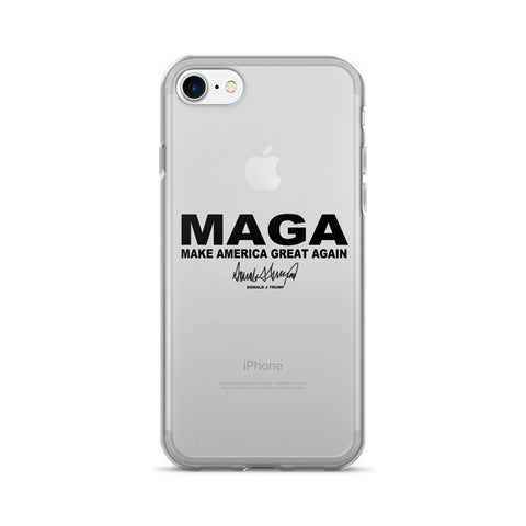 "Make America Great Again ""MAGA"" iPhone 7/7 Plus Case for $0.20 at Miss Deplorable"