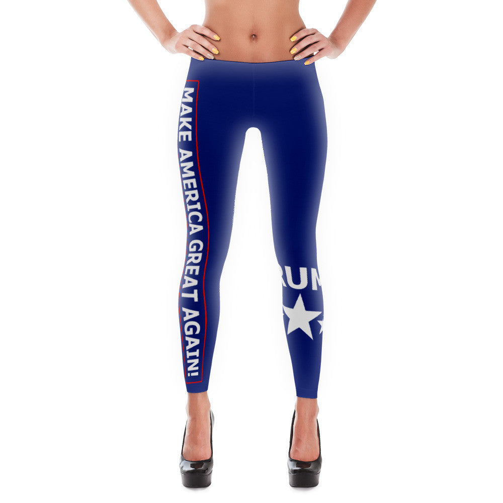 Make America Great Again Leggings for $49.95 at Miss Deplorable