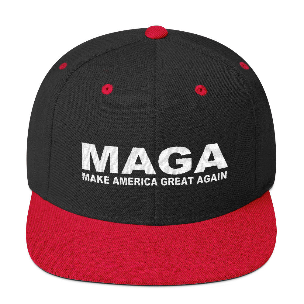 Make America Great Again MAGA Snapback - Miss Deplorable