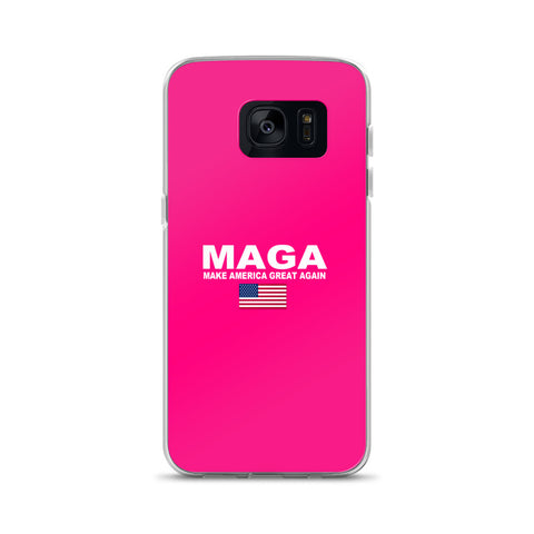 Donald Trump Make America Great Again Samsung Case - Miss Deplorable