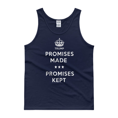 Donald Trump Tank top | Promises Made Campaign Womens Tank - Miss Deplorable