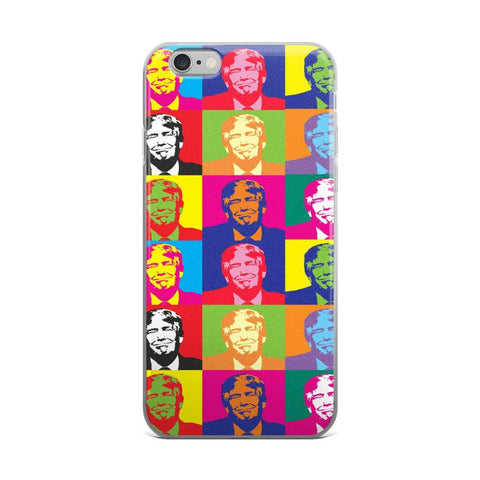 Andy Warhol Style Donald Trump iPhone 5/5s/Se, 6/6s, 6/6s Plus Case - Miss Deplorable