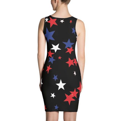 Make America Great Again Patriot Dress - Miss Deplorable