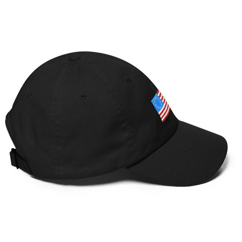 Betsy Ross American Flag Dad hat - Miss Deplorable