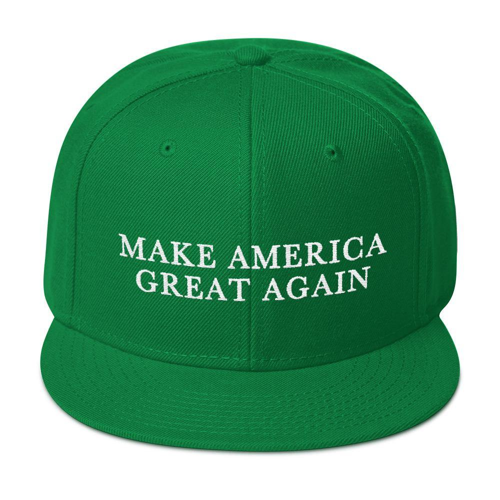 Green Make America Great Again Donald Trump St Patricks Day Hat - Miss Deplorable