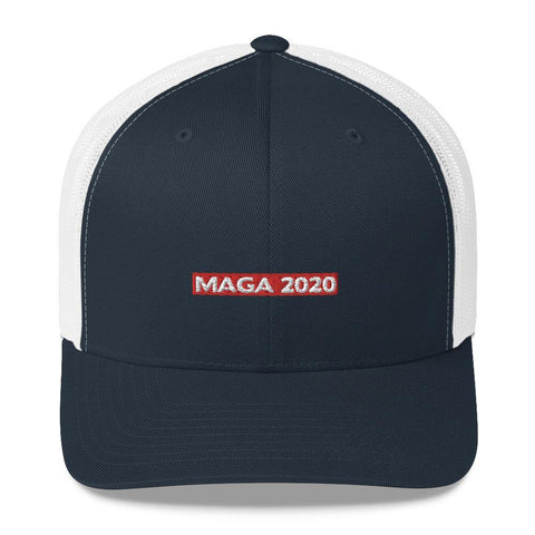 MAGA 2020 Trucker Hat - Make America Great Again 2020 Baseball Cap - Miss Deplorable