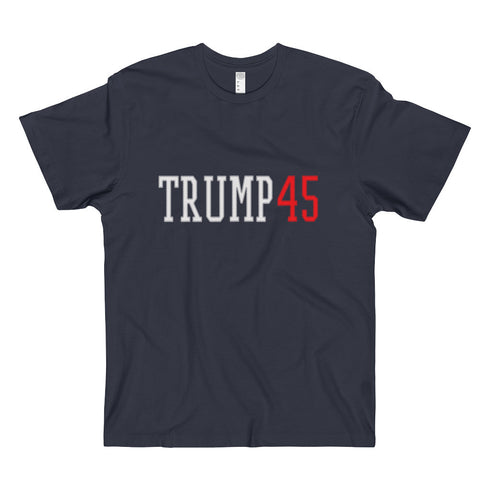 Donald Trump 45 Men's T-Shirt - Miss Deplorable