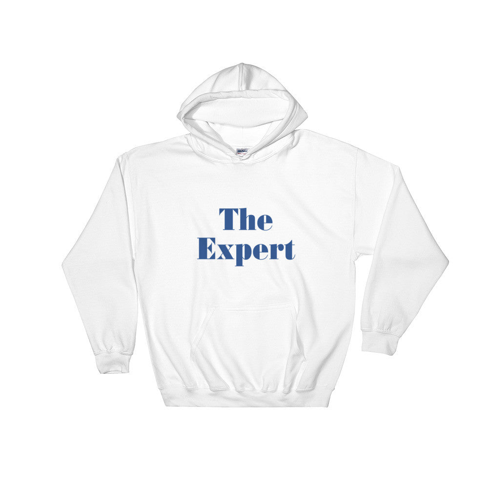 The Expert Barron Trump Uni-Sex Hooded Sweatshirt - Miss Deplorable