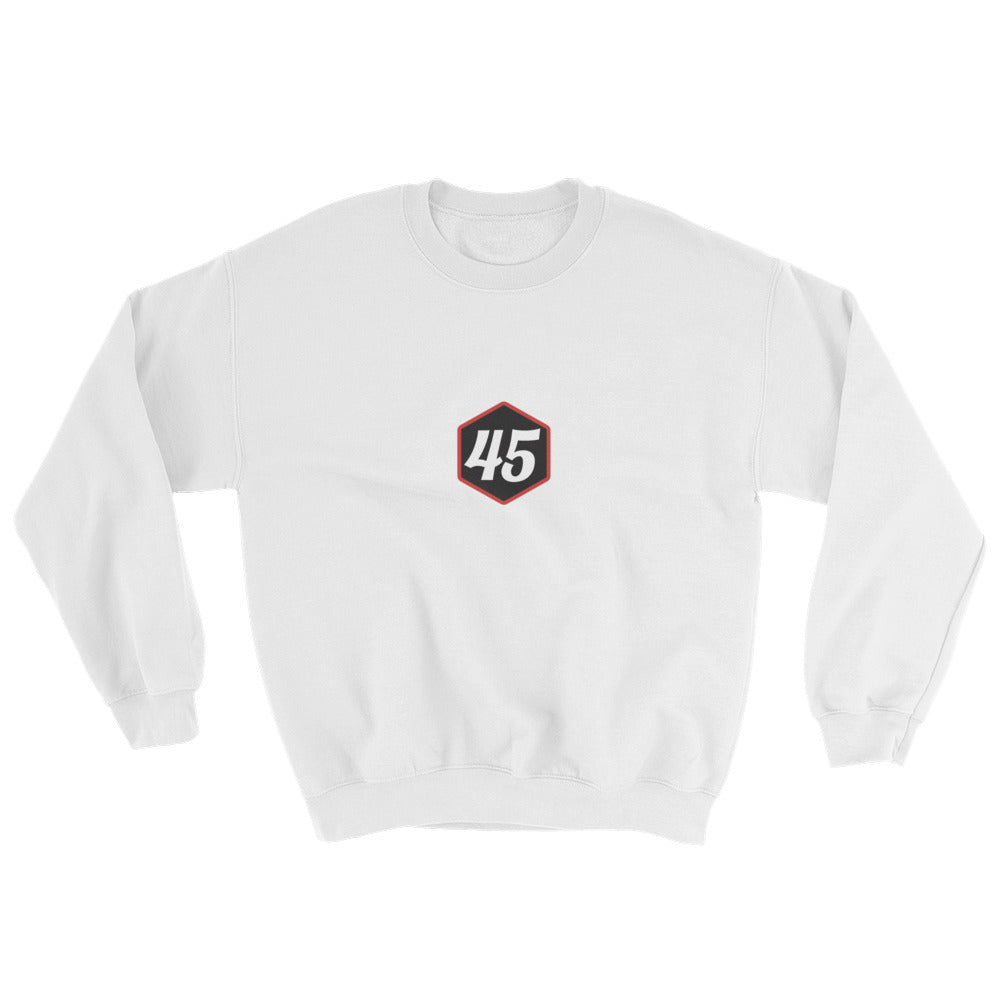 Donald Trump 45 Sweatshirt for $35.00 at Miss Deplorable