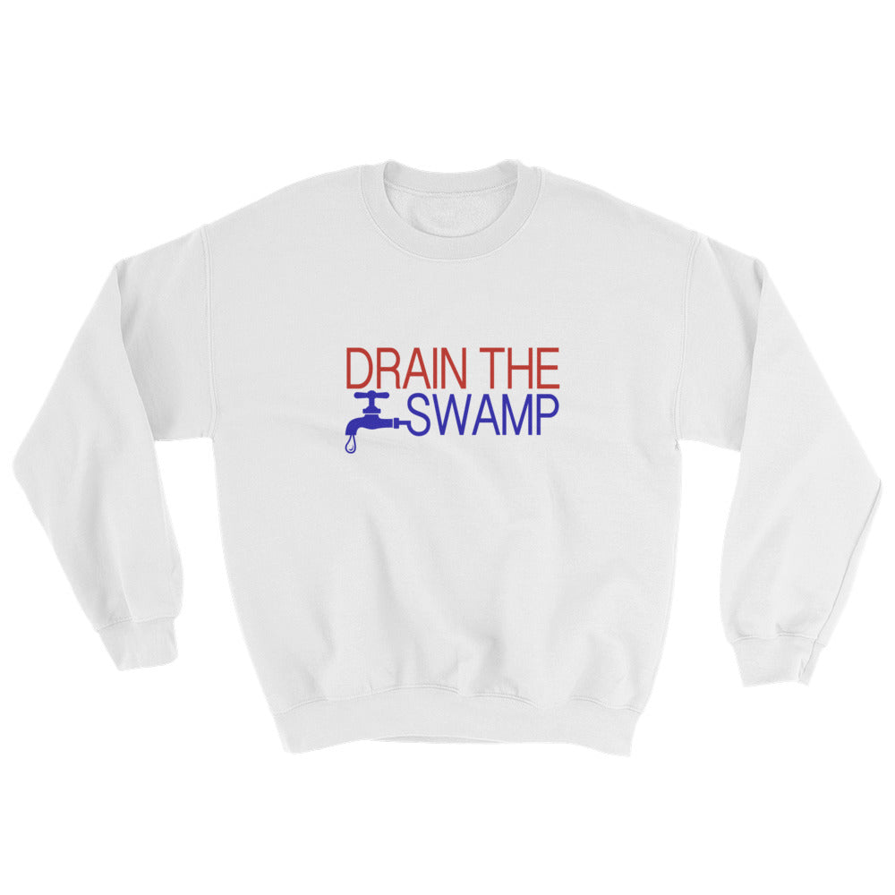 Donald Trump Drain The Swamp Sweatshirt - Miss Deplorable