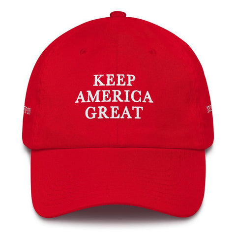 Keep America Great Hat | Donald Trump 2020 KAG Baseball Cap for $37.00 at Miss Deplorable