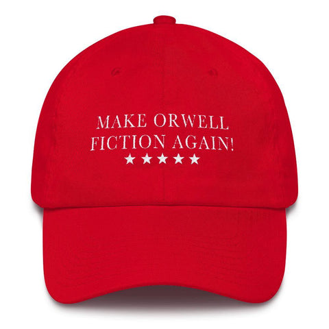Make Orwell Fiction Again Hat