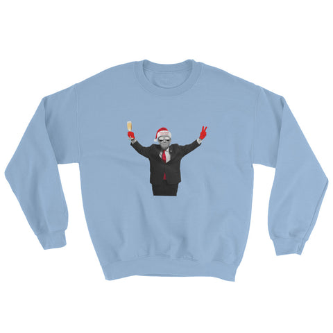 Donald Trump Merry Christmas Sweater - Miss Deplorable