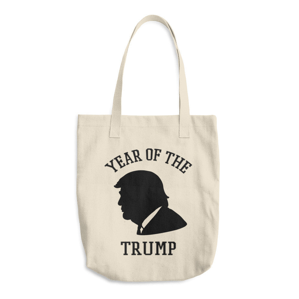 Year Of The Donald Trump Cotton Tote Bag - Miss Deplorable
