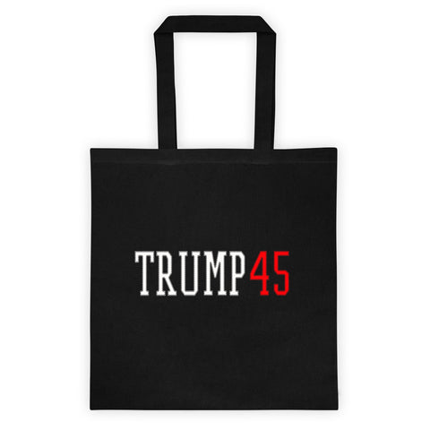 Donald Trump' Trump 45 Women's Tote Bag - Miss Deplorable