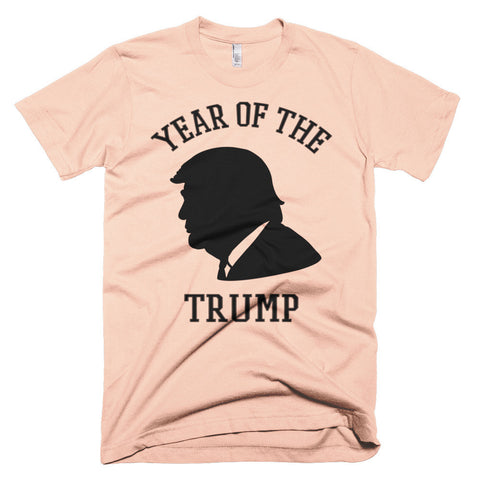 Year Of The Donald Trump Short sleeve men's t-shirt for $25.00 at Miss Deplorable
