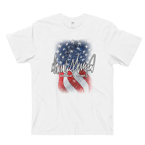 Donald Trump All American Men's T-Shirt - Miss Deplorable