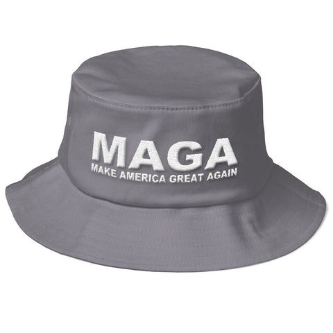 Make America Great Again Donald Trump Bucket Hat for $33.00 at Miss Deplorable