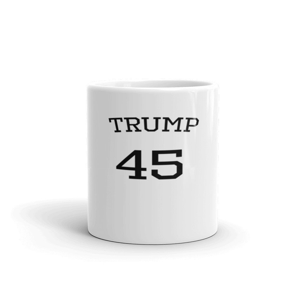 Trump 45 Mug Donald Trump - Miss Deplorable