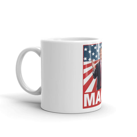 "Make America Great Again ""MAGA"" Mug - Miss Deplorable"
