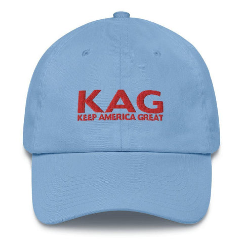 KAG Hat - Keep America Great Baseball Cap - Miss Deplorable