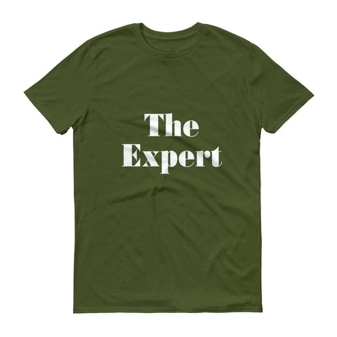 The Expert Barron Trump Mens Short Sleeve T-shirt for $27.00 at Miss Deplorable
