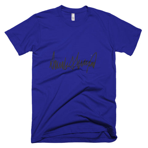 Donald Trumps Autograph T Shirt | Mens | Various Colors for $25.00 at Miss Deplorable