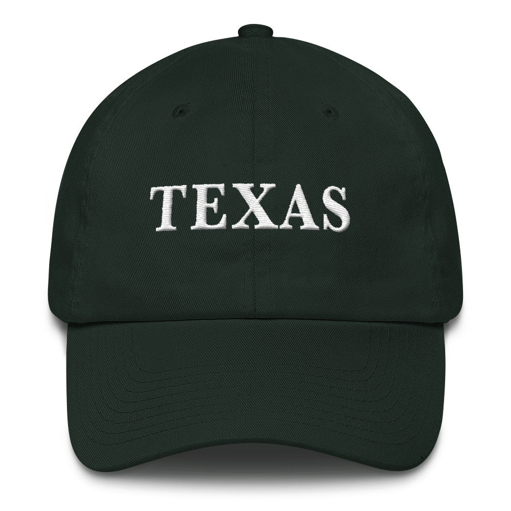 Melania Trump Texas Cotton Cap With Flotus On The Back - Miss Deplorable