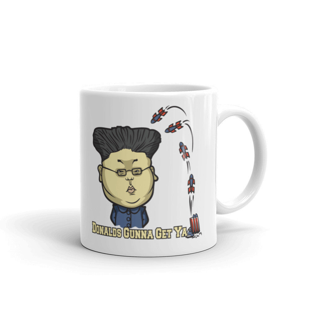 Kim Jong Un Mug - Miss Deplorable